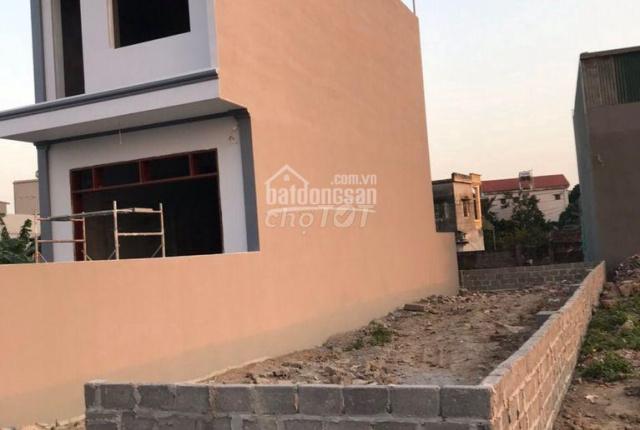 Chính chủ bán lô đất chưa sổ (giấy tơ viết tay có dấu của UBND xã Phú Xuân). DT 100m2, Ngõ rộng 6m