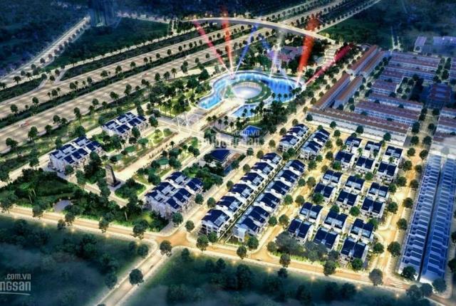 Bán biệt thự cao cấp Sol Lake KĐT Dương Nội - Hà Đông diện tích 200m2 - 300m2