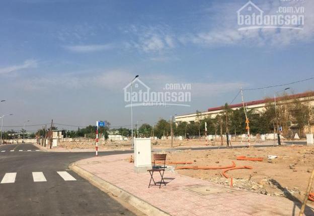 Bán gấp đất nền mặt tiền TP Thuận An, gần vòng xoay An Phú giá 1.6 tỷ