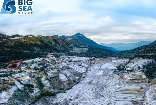 Cần bán lô đất gần 400 m2 mặt đường Tỉnh lộ 158, Mò Phú Chải, Y Tý