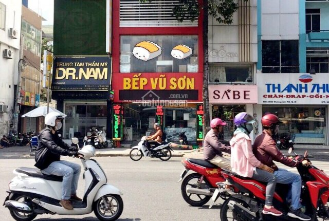 Bán nhà giá siêu sock mùa Covid mặt tiền đường Bình Giã, P. 13, Q. Tân Bình. LH ngay 0938304137
