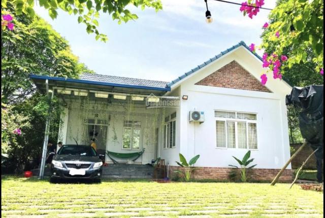 Bán nhà nghỉ dưỡng tại Lương Sơn nơi bình yên tránh dịch