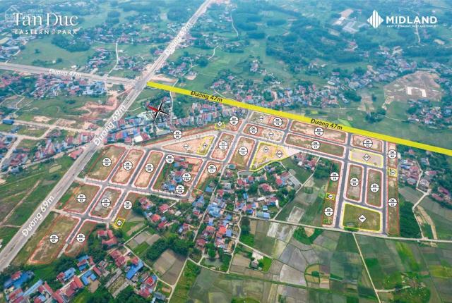 Đất nền KCN Samsung lớn nhất thế giới 2 mặt đường lớn (Vành đai 5 HN) - vào từ 160tr - LS 0%/12T