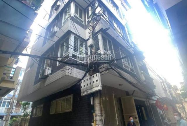 Cho thuê nhà ngõ 100 Hoàng Quốc Việt 40m2*6 tầng ô tô đỗ cửa giá rẻ 16tr/tháng