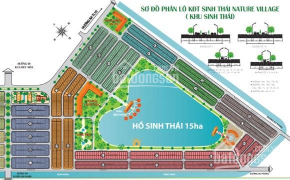 Giá thật Hương Sen Garden 6x19=114m2, cách nhà hàng sinh thái 50m