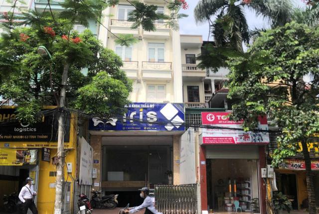 Tôi chính chủ cần cho thuê gấp mặt bằng kinh doanh mặt đường Nguyễn Khang. Giảm giá cực sâu