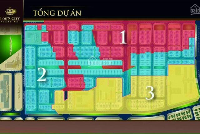 Quỹ căn mới đường to nhất dự án Louis City Hoàng Mai - Trực tiếp CĐT 0985505363