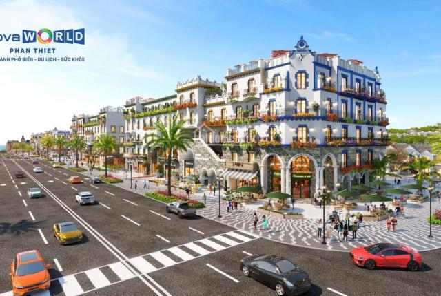 """Mở bán quỹ căn đẹp """"shophouse, boutique hotel"""" dự án Novaworld Phan Thiết - trả chậm 50% sau 4 năm"""