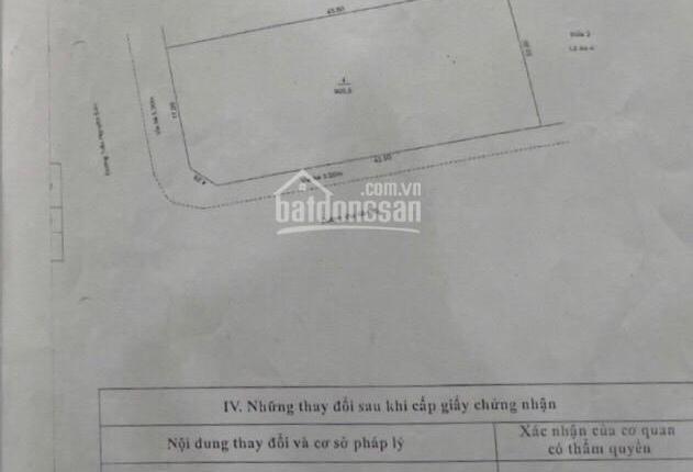 Bán đất diện tích rộng mặt đường Trần Nguyên Đán, thành phố Hải Dương