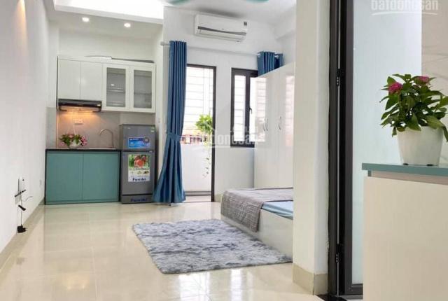 Bán tòa chung cư mini 130m2, 7 tầng thang máy, 12 căn hộ, quận Cầu Giấy, Hà Nội