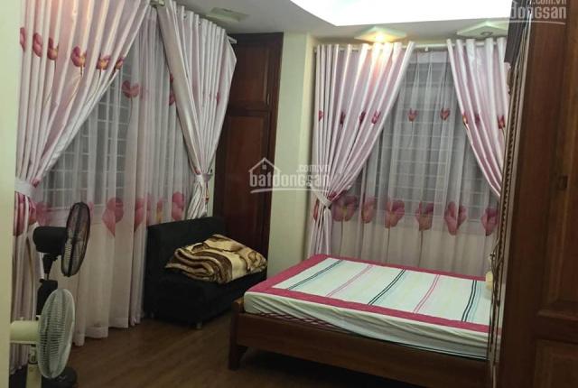 Bán nhà chính chủ phố Giang Văn Minh, Ba Đình 57m2, mặt tiền 4m, ngõ ba gác chạy vù vù, kinh doanh