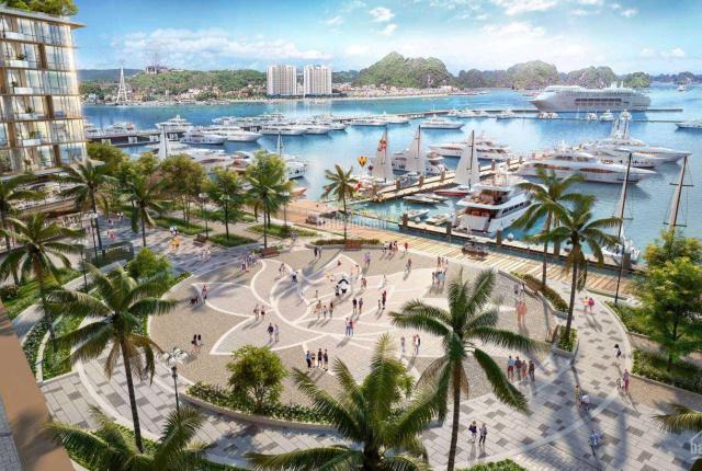 Bán căn hộ view trực diện vịnh di sản dự án Sun Marina Town. LH: 0945 24 8339