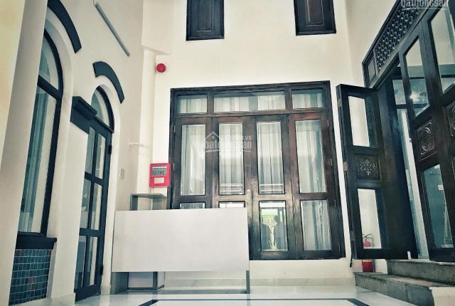 Bán nhà HXH Trần Hưng Đạo, P. Cầu Kho Q.1 DT: 12 x 23m GPXD hầm 8 tầng giá 65 tỷ, 0909627329
