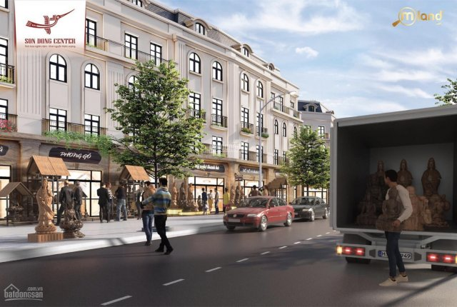 Dự án Sơn Đồng Center - ngon bổ rẻ cho nhà đầu tư chỉ từ 1,5 tỷ