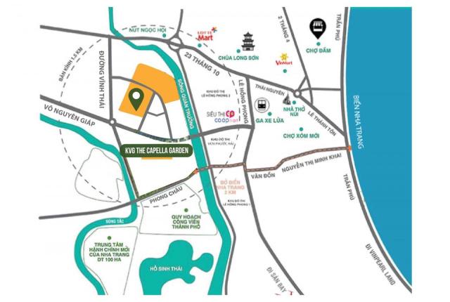 100% ảnh thật Capella Nha Trang - 100m2 đất và nhà 3 tầng có giá chỉ bằng chung cư 80m tại Hà Nội
