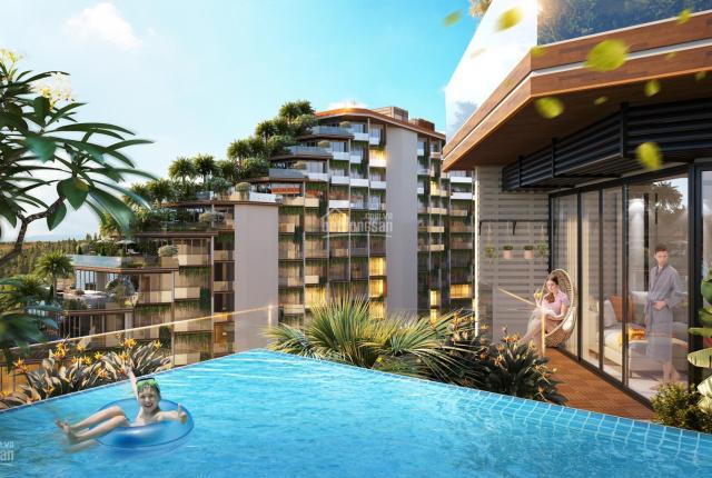 Căn Sky Villa có hồ bơi + sân vườn riêng ở tòa Ruby - cần bán gấp giá chỉ 2,7 tỷ (đã gồm VAT)