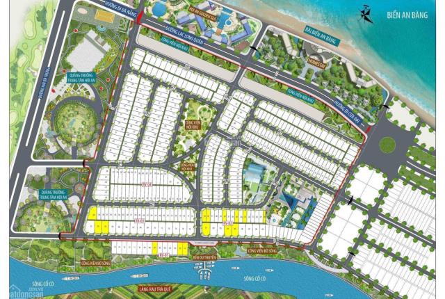 Bán lô đất dự án Hội An Royal ngay sông Trà Quế, cạnh Quảng trường công viên 20,5tr/m2