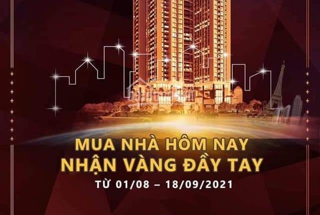 Khuyến mại khủng mua căn hộ tặng 1 cây vàng tháng 8/2021 (từ ngày 01/08/2021 đến 18/09/2021)