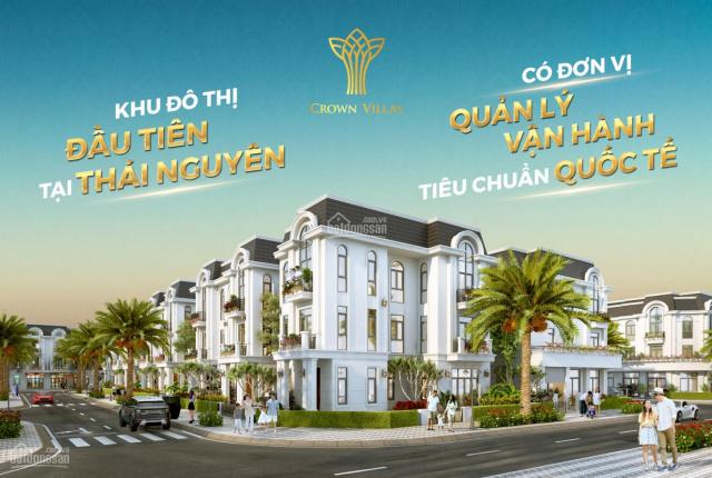 Crown Villas - đô thị chiến lược - điểm nhấn đầu tư