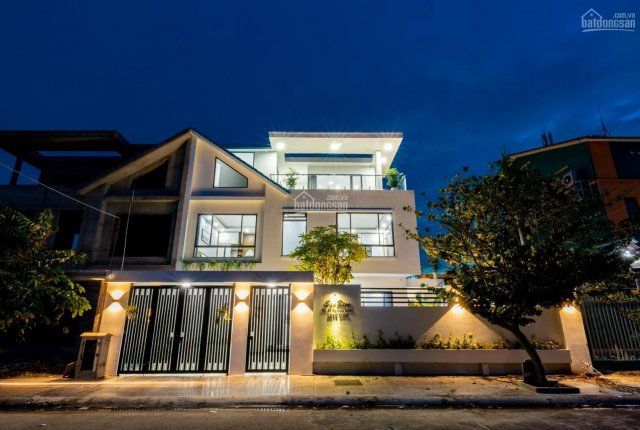 Biệt thự chính chủ cho thuê tránh dịch, đẹp như hình - Bãi Long Cung Vũng Tàu
