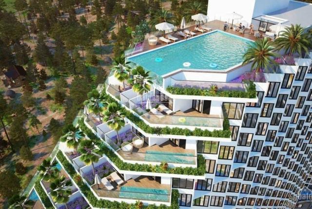 Bán căn Sky Villa có hồ bơi + sân vườn riêng (87m2) ở tòa Ruby - giá bán chỉ 3,7 tỷ (đã gồm VAT)