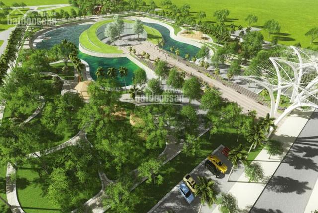 Bán biệt thự Nam Cường song lập với lô góc, ngã 4 đi thẳng ra hồ 6ha, DT 200m2 LH em Phương
