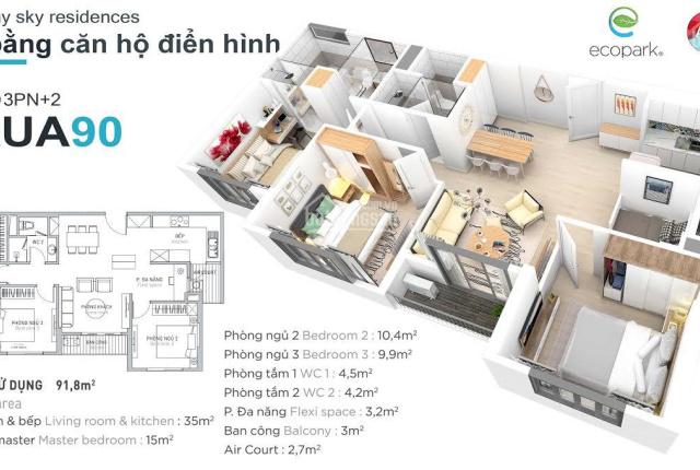 Hàng hiếm khó tìm - bán căn hộ 3PN Aquabay mà giá chỉ bằng căn 2PN của Landmark, LH: 0932682264