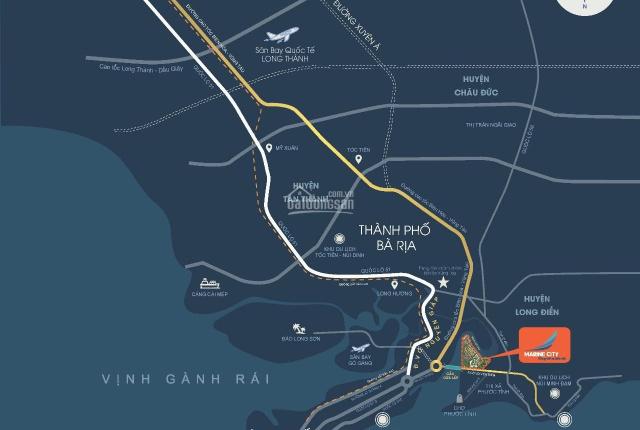 15 suất nội bộ dự án Marine City Vũng Tàu, booking 0đ. Nhận ngay 10 chỉ vàng hỗ trợ lãi suất 0%