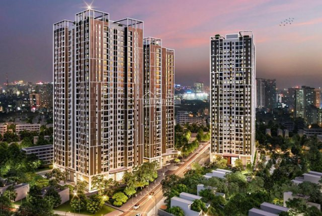 Căn hộ không gian xanh, 2 - 3PN, trung tâm Hoàng Mai - hỗ trợ vay lên tới 70%, hotline: 0943272909