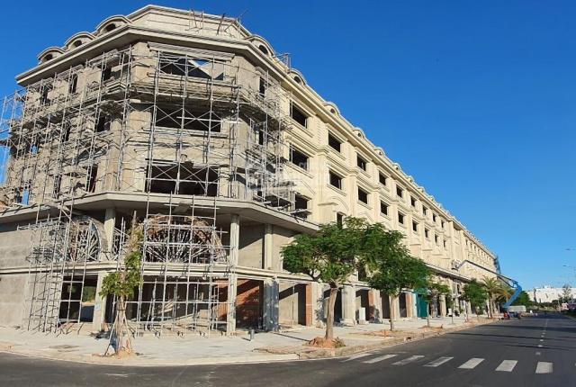Shophouse hạng sang Phú Yên, gần biển mở bán với CK đến 10% và gói quà tặng 200 triệu