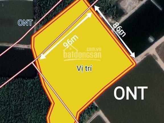 Bán hơn 10.000m2 đất An Thới Đông 2tr/m2 quy hoạch đất ở thích hợp đầu tư sinh lời cao