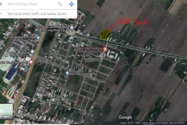 Bán đất 3,756m2 chính chủ, giá ưu đãi rẻ nhất khu vực Vĩnh Long. Call 0782884888