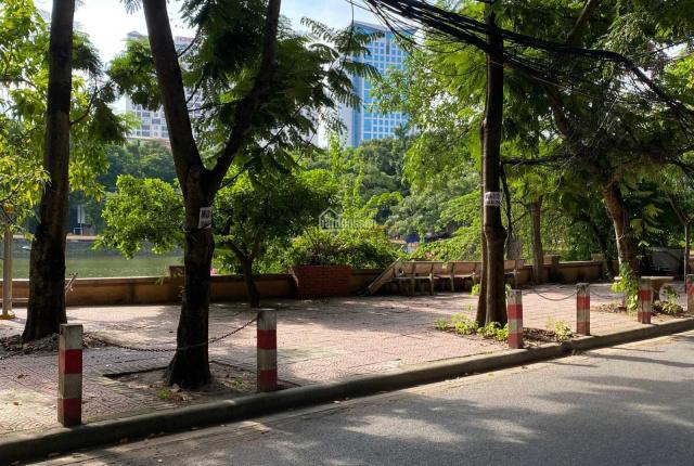 Tôi chính chủ cần bán nhà đất lớn 200m2, mặt hồ Chùa Láng, gần viện nhi