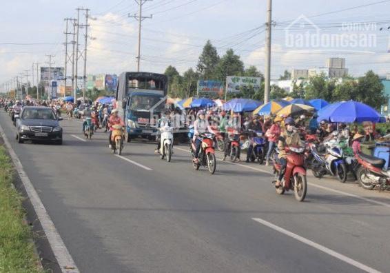 Đất ngộp Định Quán Đồng Nai 1048m2 mặt tiền đường nhựa 24m có 100m2 TC gần 3KCN 1km cách QL20 100m