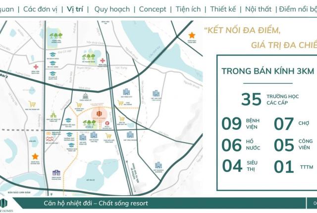 Căn hộ fELiz Homes - Vị trí đắc địa trung tâm Hoàng Mai - Mức giá cực hợp lý - Chính sách hấp dẫn