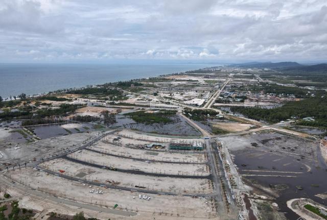 Bán cắt lỗ 500tr lô Shophouse phân khu Aqua tại dự án Meyhomes Phú Quốc do hết tiền. LH: 0989613360