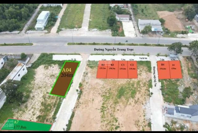 Duy nhất 5 lô mặt tiền Nguyễn Trung Trực 45m đầu tư dài hạn Phú Quốc 2021 LH 0868752399