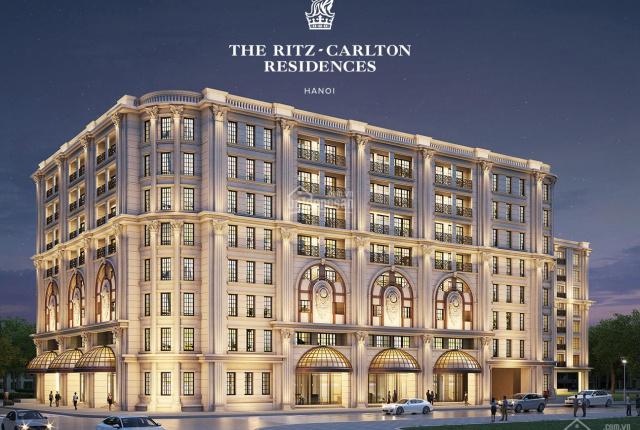 Bán căn hộ 3PN 117m2 tại The Grand Hanoi được quản lý bởi Ritz - Carlton 6*, giá tốt nhất chỉ 72 tỷ