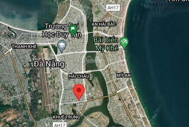 Bán đất mặt tiền đường Xô Viết Nghệ Tĩnh, thành phố Đà Nẵng giá rẽ
