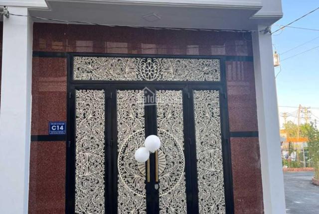 Nhà phố sổ riêng vào ở ngay. Lô D - KDC Ấp 1B Long Hòa, Cần Đước, Long An - Đại Nam