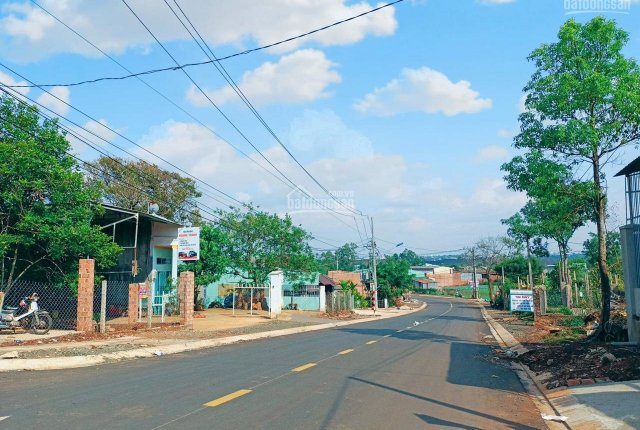 Đất thổ cư 170m2 TP Pleiku gần chợ Yên Thế