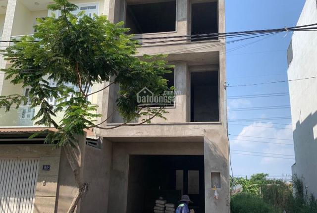 Kẹt tiền bán gấp nhà thô quận 8, 5x20m, 3 lầu KDC Phú Lợi, Phạm Thể Hiển P7, Q8, 0908094120