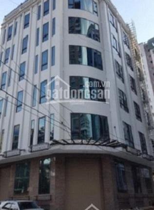 Bán phố Nguyễn Chánh, Cầu Giấy 220m2, MT 30m lô góc 9 tầng, hầm, vỉa hè, nhỉnh 90 tỷ, 0978984696