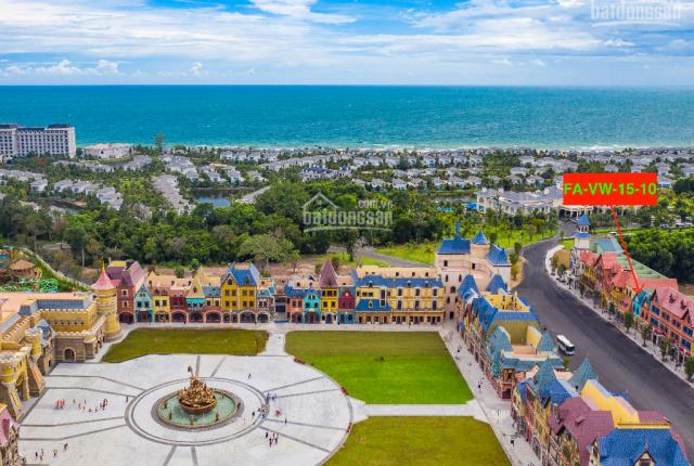 Bán căn shop Vinwonders Phú Quốc ngay cổng chính ra vào, giá vốn chỉ 4,8 tỷ có sẵn Nhà & HĐ thuê