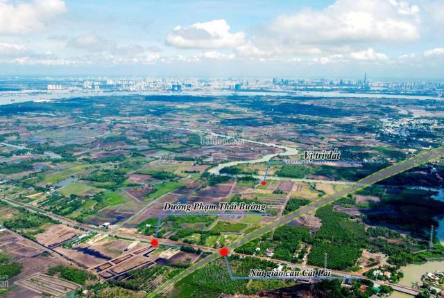Chính chủ cần bán đất ven sông, giá ngộp trong mùa dịch Covid - 19
