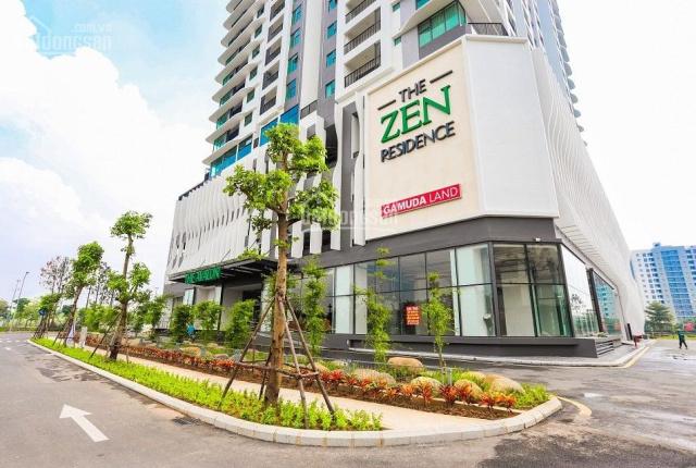 Trực tiếp CĐT - 3 PN tòa The Zen Gamuda chiết khấu 340tr, trả chậm 18 tháng, đóng 30% nhận nhà ngay