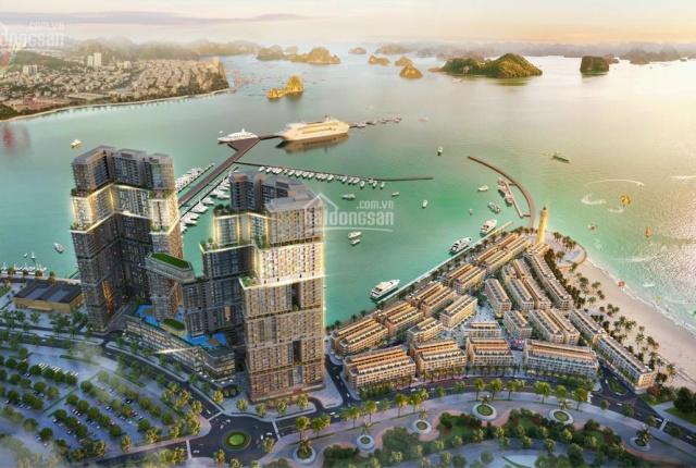 Nhận đặt chỗ Sun Marina Town - The Platinum siêu đẳng cấp