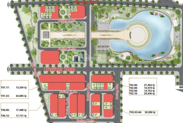 Biệt thự Nam Cường 60 triệu/m2 đất diện tích 162m2 - 200m2 bàn giao cuối năm, ls 0% 18 tháng em Ph