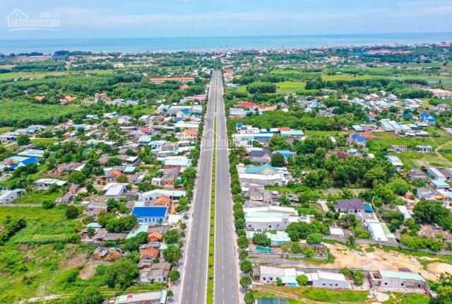 Mặt tiền Tỉnh Lộ 44A, cách biển chỉ 1.5km, kinh doanh mọi ngành nghề