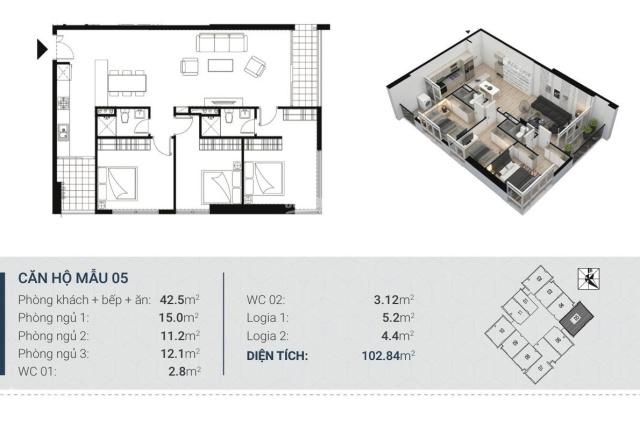 CĐT bán những căn cuối chung cư Cầu Giấy Center Point 110 Cầu Giấy, ưu đãi T9-T10, LH 0977917692